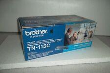 Brother TN-115C Toner Cartridge Cyan 4K High-Yield HL-4040CDN  TN115C OEM NEW