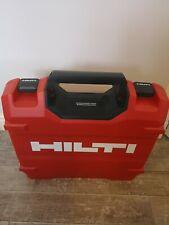 Hilti Consumable Case - Building Construction