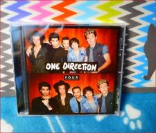 """ONE DIRECTION/1D  New Freepost """"Four/4"""" CD Steal My Girl/Broken Hearts/Clouds/18"""