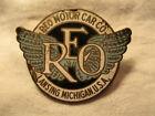 Vintage+REO+Motor+Car+Co.+Radiator+Emblem