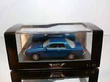 NEO 43441 MITSUBISHI SAPPORO MK1 - BLUE METALLIC 1:43 - FAIR CONDITION IN BOX