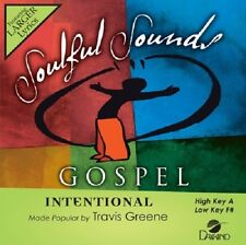 Travis Greene - Intentional - Accompaniment CD NEW