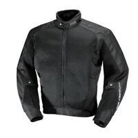 iXS Airmesh Evo 2 Mesh Motorcycle Jacket With Armor Men's - Black