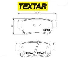 2354301 Kit pastiglie freno, Freno a disco (TEXTAR)