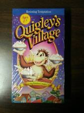 Quigley's Village:RESISTING TEMPTATION - Bubba's Big Banana Cream Crime-VHS Tape