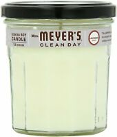 Clean Day Scented Soy Candle by Mrs. Meyer's, 7.2 oz 1 pack Lavender