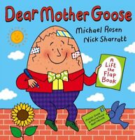Dear Mother Goose by Rosen, Michael Hardback Book The Fast Free Shipping