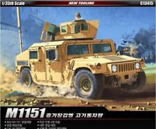 Academy 1/35 Plastic Model Kit M1151 Enhanced Armament Carrier 13415
