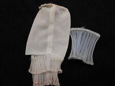 BARBIE UNDERGARMENT WHITE HALF SLIP & BLUE PANTIES 1959-1962 #919 **