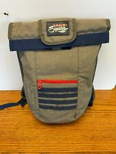 RED BULL SIGNATURE SERIES OGIO ROLL-TOP BACKPACK COLOR: BLUE/GREY NEW WITH TAG!
