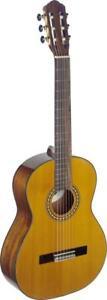 SIL-HG Silvera Serie 4/4 Konzertgitarre mit massiver Fichtendecke