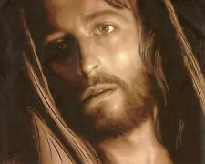 "Catholic print picture-  FACE OF CHRIST 39 -   8"" x 10"" ready to be framed"