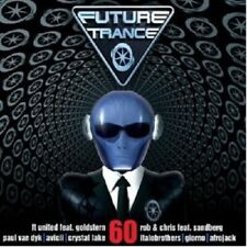 FUTURE TRANCE VOL.60 (2 CD) MIKE CANDYS JASON DERULO DIE ATZEN SCOOTER NEU