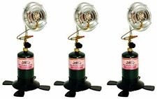Texsport Portable Outdoor Propane Heater (Pack of 3)