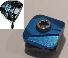 14g Golf Weight Movable Sliding Slider + Plate For Taylormade SLDR Driver Head