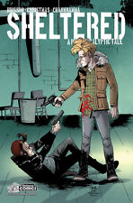 Sheltered #15 Yesteryear Comics Exclusive Variant set