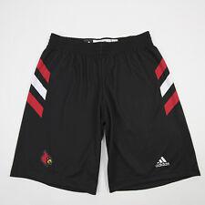 Louisville Cardinals adidas Athletic Shorts Men's Black/White