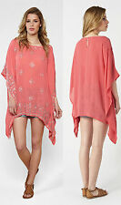 Monsoon Viscose Semi Fitted Tunic, Kaftan Women's Tops & Shirts