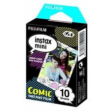 Pellicola Istantanea FujiFilm Instax Mini Comic Cp. Polaroid/Lomo 10 foto