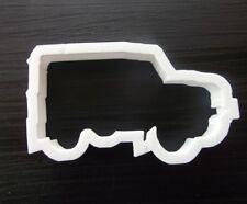 Land Rover Masita Cortador de Galletas Masa Reposteria Fondant Stencil vehículo de carretera