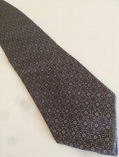 EGON VON FURSTENBERG cravatta tie 100% seta silk originale new Made in Italy