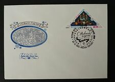 Russia 1993 New Year's. FDC