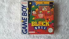 NINTENDO  GAME BOY - KIRBY'S BLOCK BALL (BOXED)