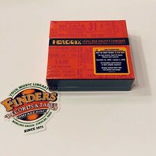 Jimi Hendrix- Songs For Groovy Children The Fillmore East Concerts 5CD Box Set