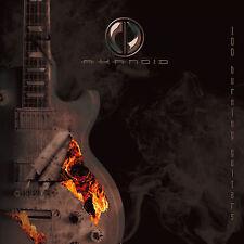 Akanoid - 100 Burning Guitars (EP) (CD)