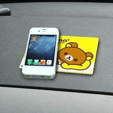 San-X Rilakkuma Anti-Slip Non-Slip Mat Car Dashboard Sticky Pad ST / RK113 (7c46