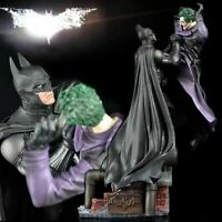 Warner Bros Batman Arkham Origins Statue VS Joker Collectors Edition DC