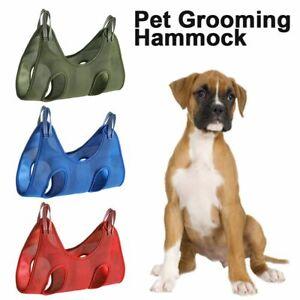 Nail Trimming Helper Dog Bathing Package Cat Restraint Bag Pet Grooming Hammock