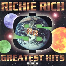 Richie Rich - Greatest Hits [PA]  CASSETTE TAPE SEALED NEW Oakland hip hop