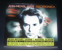 Jean Michel Jarre Electronica 1: The Time Machine CD Dans Digipak Neuf & Ovp