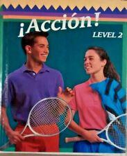 ACCION! Level 2 [ Galloway, Vicki ]