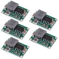 5Pcs MINI360 3A DC-DC Step Down Buck Power Supply Converter Module MP2307 Chip