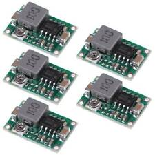 5Pcs MINI360 3A DC-DC Step Down Buck Power Supply Converter Module MP2307 Chip