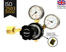 More details for draft beer gas regulator c02 - 4 bar - iso 2503 standard