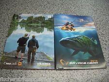 Savage Gear + Prologic Okuma Katalog 2015