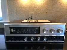 Mint Sansui 3000A Stereo Tuner Amplifier & Manual Perfect Working Condition