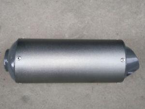 38MM Alu Exhaust Muffler Silencer CRF50 XR50 SSR SDG DHZ KLX110 Pit Dirt Bike GY