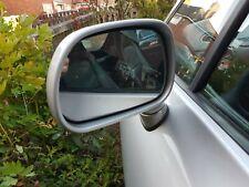GENUINE BMW Z3 Nearside / Passenger Side Wing / Door Mirror - Titan Silver