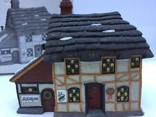 Rare Dept 56 Dickens Village Antiques Mr and Mrs Pickle 1994 58246 Christmas
