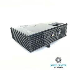 ViewSonic PJD5134 DLP Projector VGA, RCA, HDMI 885 L/Hrs