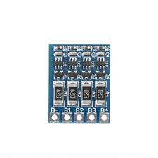 4S 4.2V Li-ion Balancer Full Charge Battery Balance Balancing Board Module