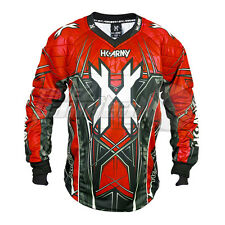 HK Army HSTL Line Jersey - Red - Small **FREE SHIPPING** Paintball