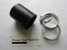 WILLYS JEEP PICKUP 1947-1963 FC 150 170 1956 - 1967 FUEL FILL HOSE & CLAMPS NEW!
