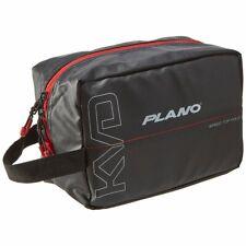 "Plano Kvd Wormfile Speedbagâ""¢ Small Holds 20 Packs Black/Grey/Red Plab11700"