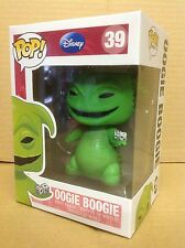 Funko Pop! DISNEY NIGHTMARE BEFORE CHRISTMAS oogie Boogie # 39 VINILE FIGURA * NUOVO *