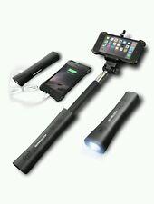 3 in 1 Bluetooth Selfie Stick Extendable Monopod w/Remote Shutter